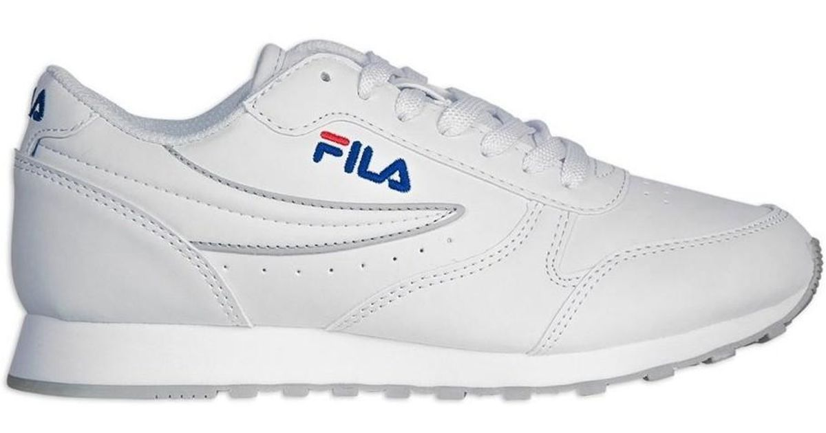 c00a69cbb62 Fila Orbit Low Wmn Women s Shoes (trainers) In Multicolour - Lyst