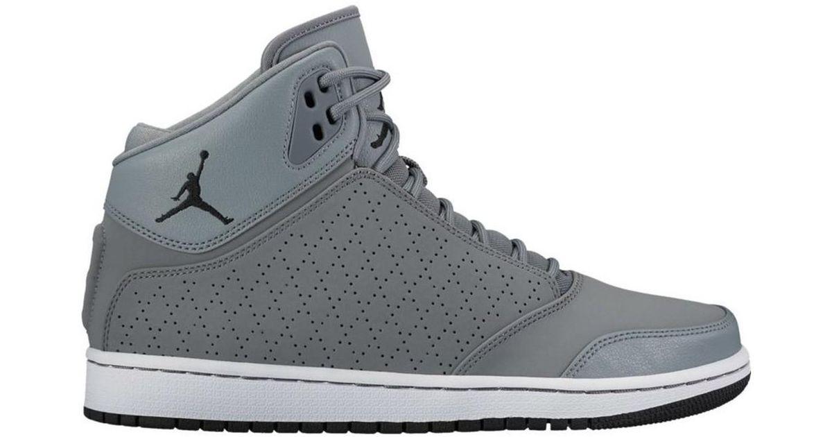 Nike Air Jordan 1 Flight 5 Premium Men's Shoes (high-top Trainers) In Black in Black for Men - Lyst