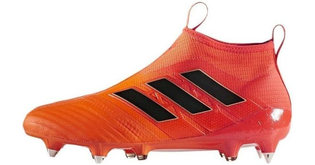 Adidas Ace 17 Purecontrol Sg Men s Football Boots In Orange in Orange for  Men - Lyst 0d2ed20f731d