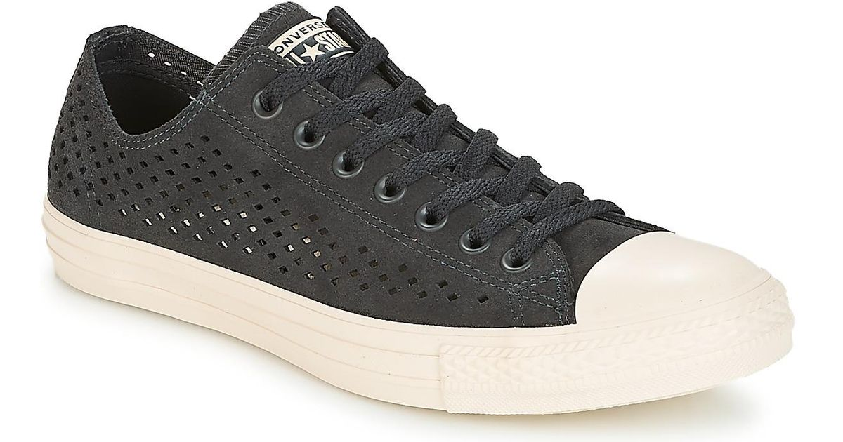 fa9713ff8320 Converse Chuck Taylor All Star-ox Shoes (trainers) in Black for Men - Lyst