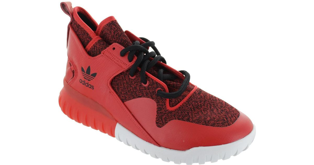 competitive price 90777 85f6f adidas-red-Tubular-X-Mens-Shoes-high-top-Trainers-In-Red.jpeg