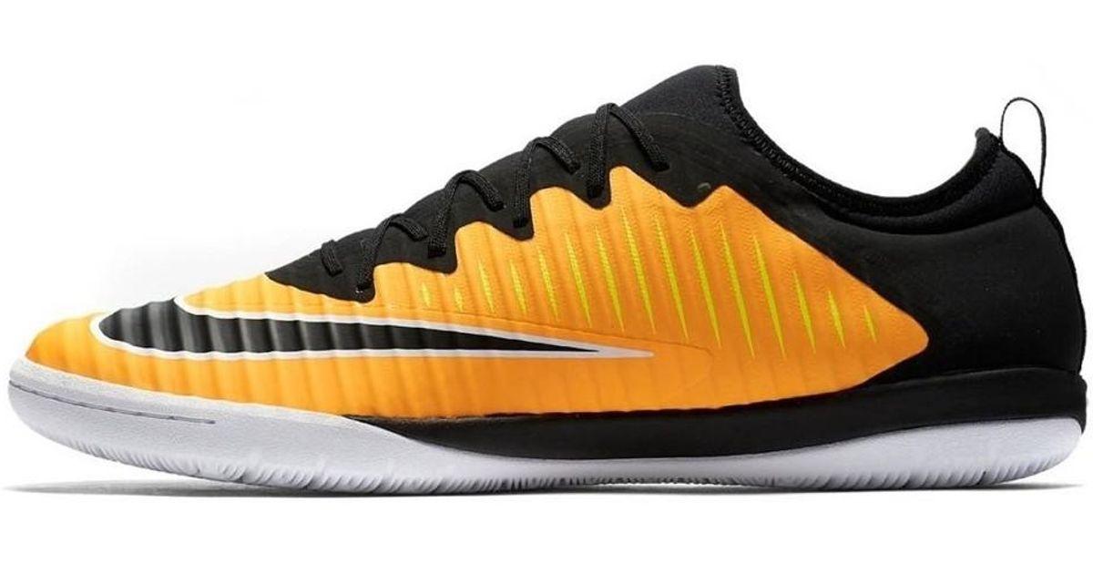 online retailer 9bf38 aa18d Nike Mercurialx Finale Ii Ic 831974 801 Men's Football Boots In Yellow for  men