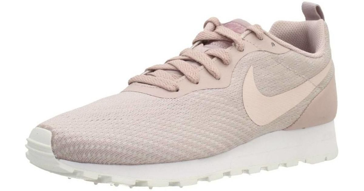 d9f0b09029b53 Nike Wmns Md Runner 2 Women s Shoes (trainers) In Pink in Pink - Lyst
