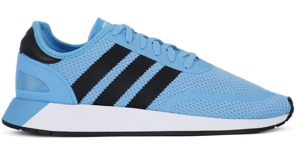 new products b78ae 647e3 Adidas N5923 Men s Shoes (trainers) In Blue in Blue for Men - Lyst