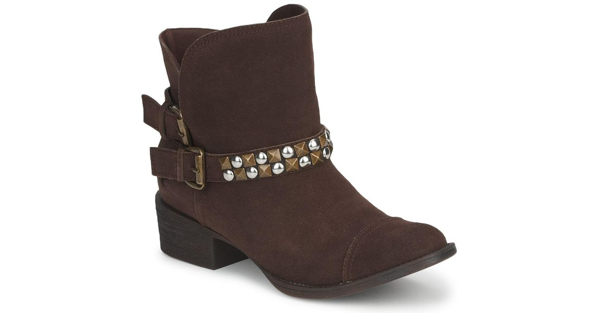 8541685a5db4 Rocket Dog Shine Women s Mid Boots In Brown in Brown - Lyst