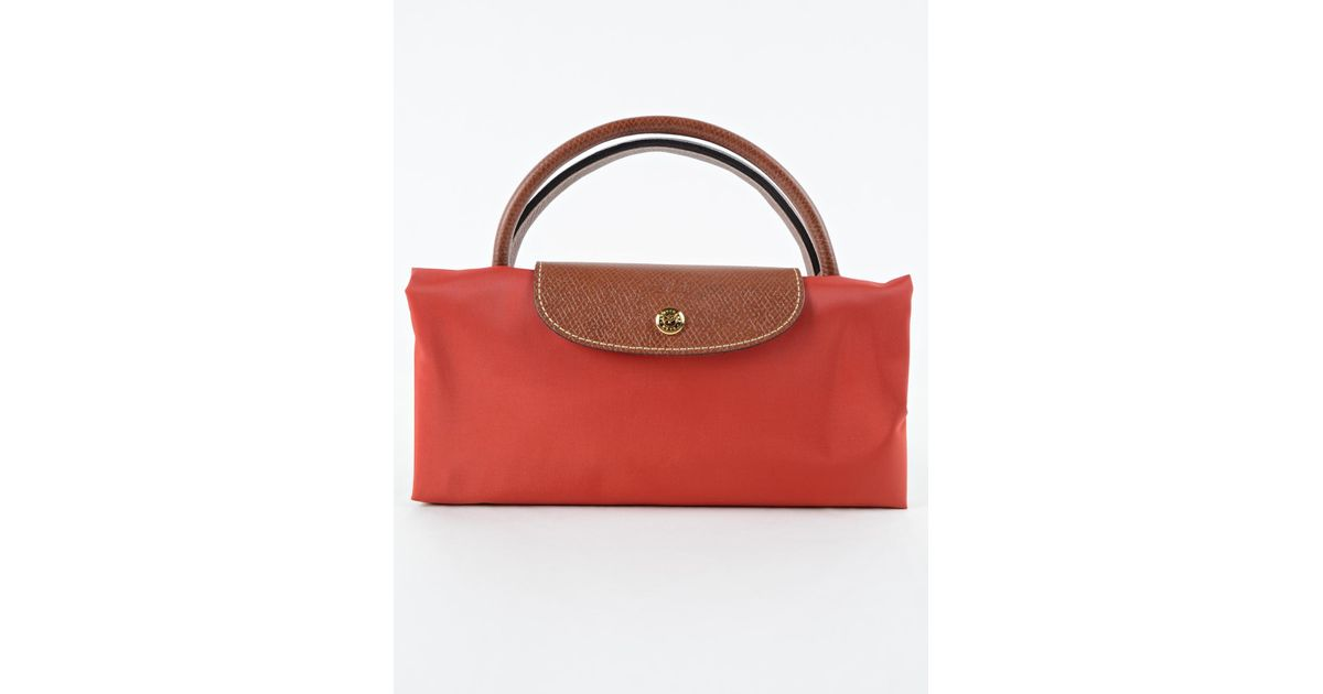 Longchamp Le Pliage Travel Xl in Red - Lyst 45a18c81bb