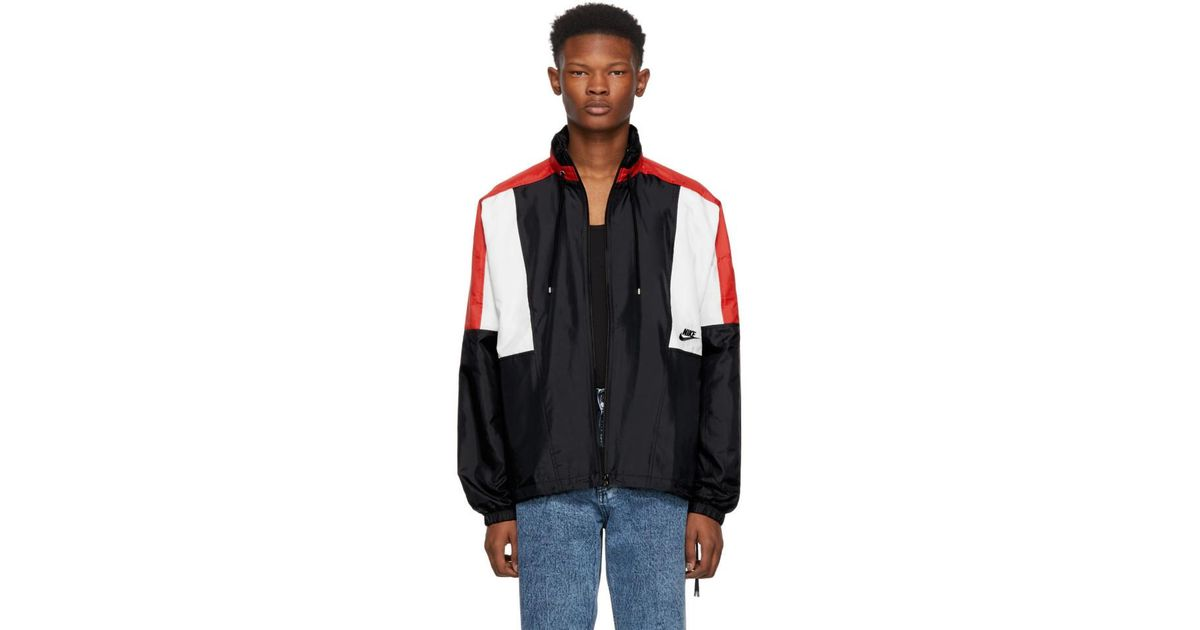 3c92b251af Jacket For For For Red In Nsw Men Lyst Re Issue Black Black Black And Nike  w8qx0YE8