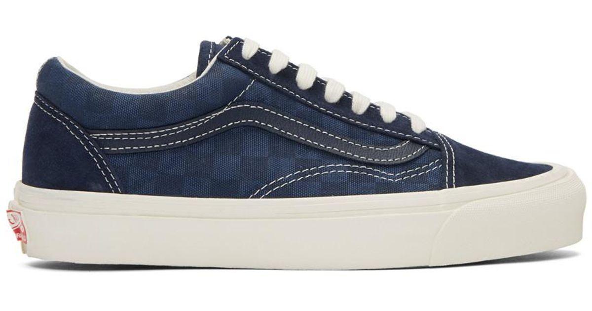 vans checkerboard old skool sneaker