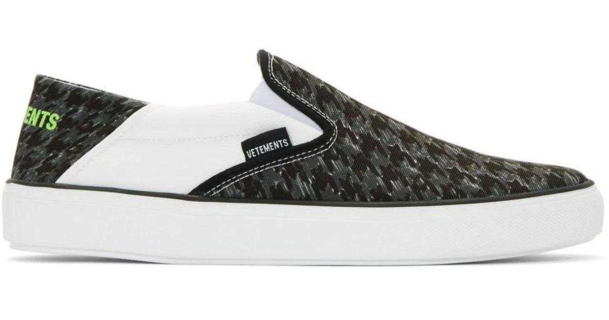 Vetements & Grey Babouche Sneakers GSUdZrdna