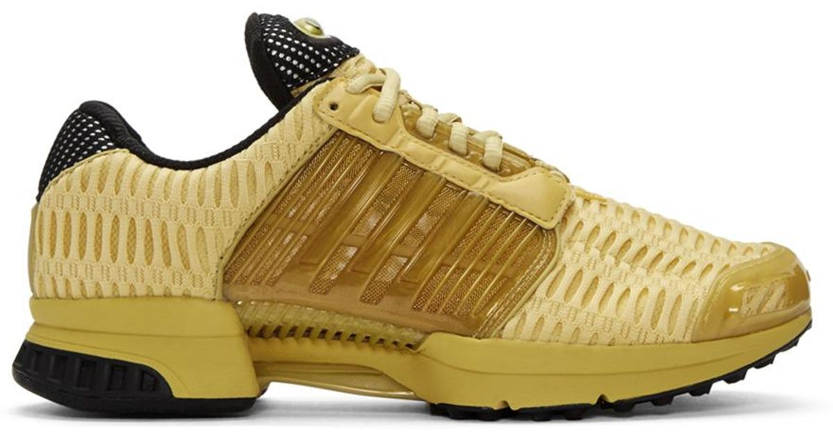 new arrival 84863 91183 ... sweden beautiful adidas climacool sun glow bright yellow frozen green  lyst adidas originals yellow clima cool