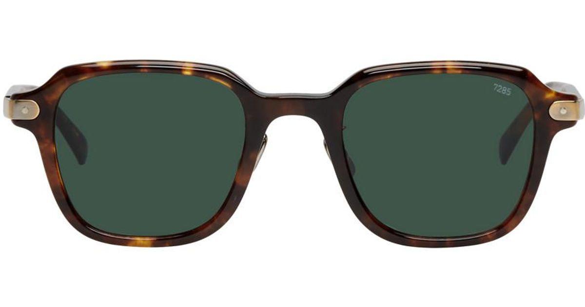 973c16a4d3 Lyst - Eyevan 7285 Tortoiseshell Model 728 Sunglasses for Men