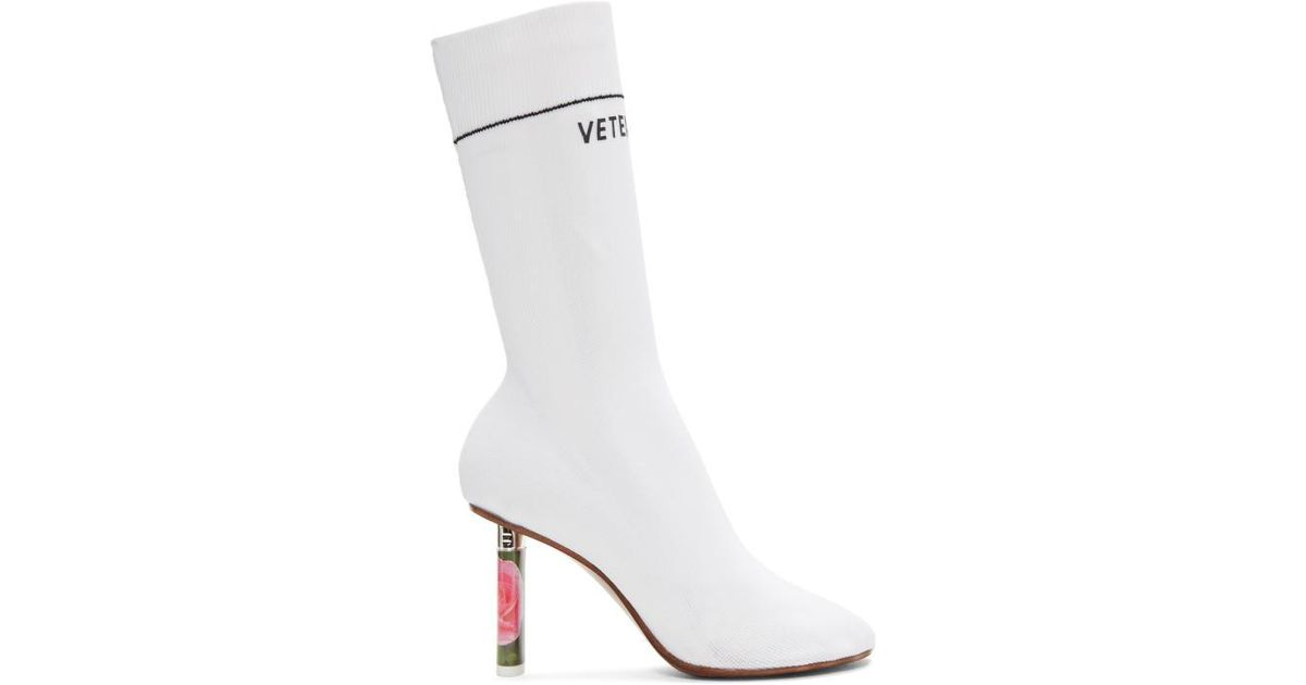 Vetements 2017 Lighter Sock Boots w/ Tags cheap excellent PFz7EehtK