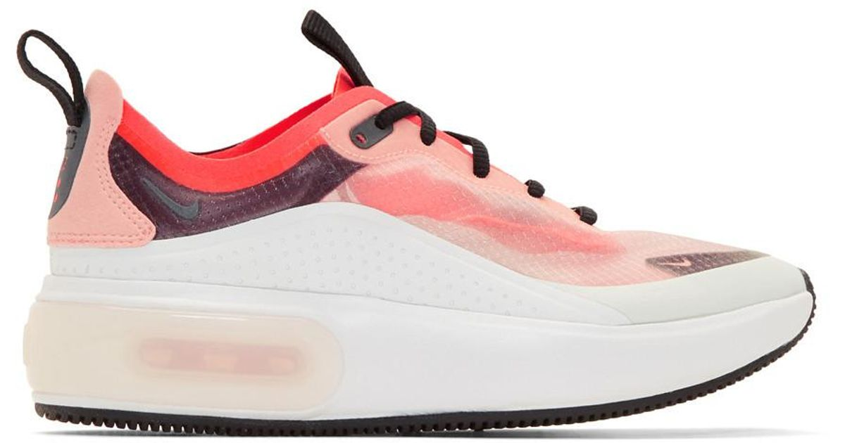 Nike Women S Nrg Air Max Dia Se Sneaker In Pink Save 51 Lyst