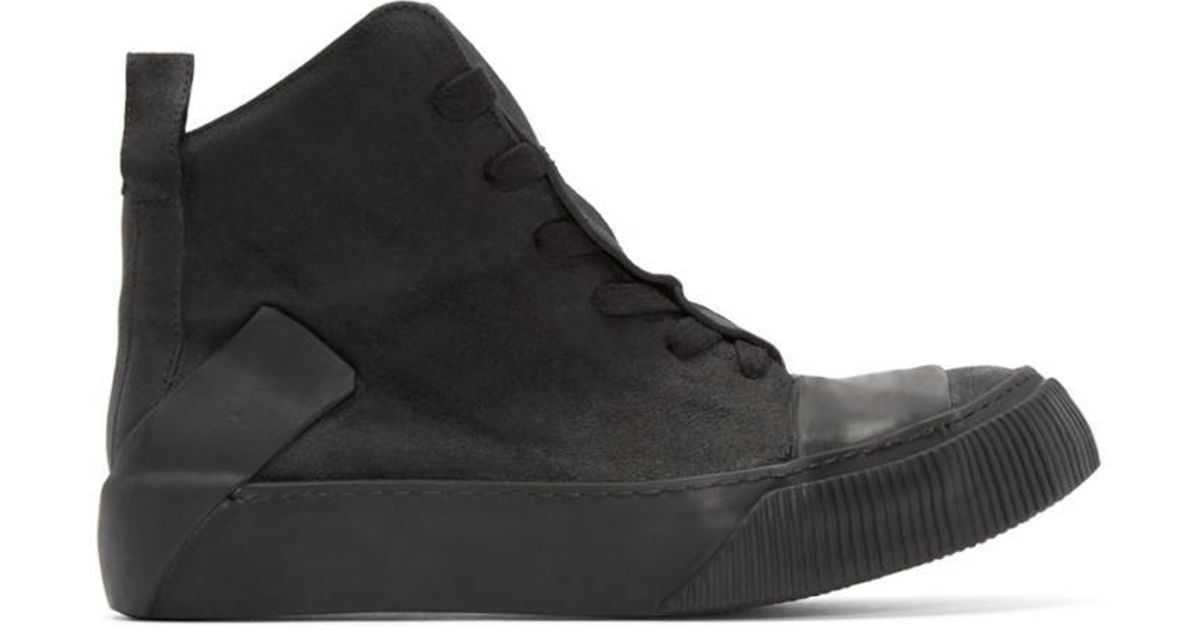 11 BY BORIS BIDJAN SABERI Off- Bamba 1 High-Top Sneakers MobxYWXlF9