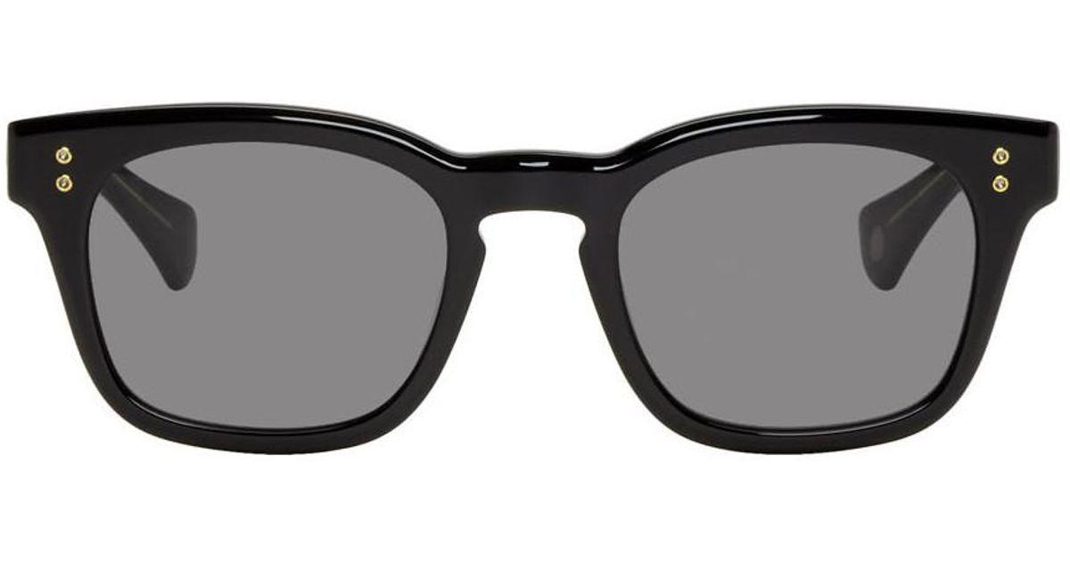 c347c30ffb9 Lyst - DITA Black Mann Sunglasses in Black for Men