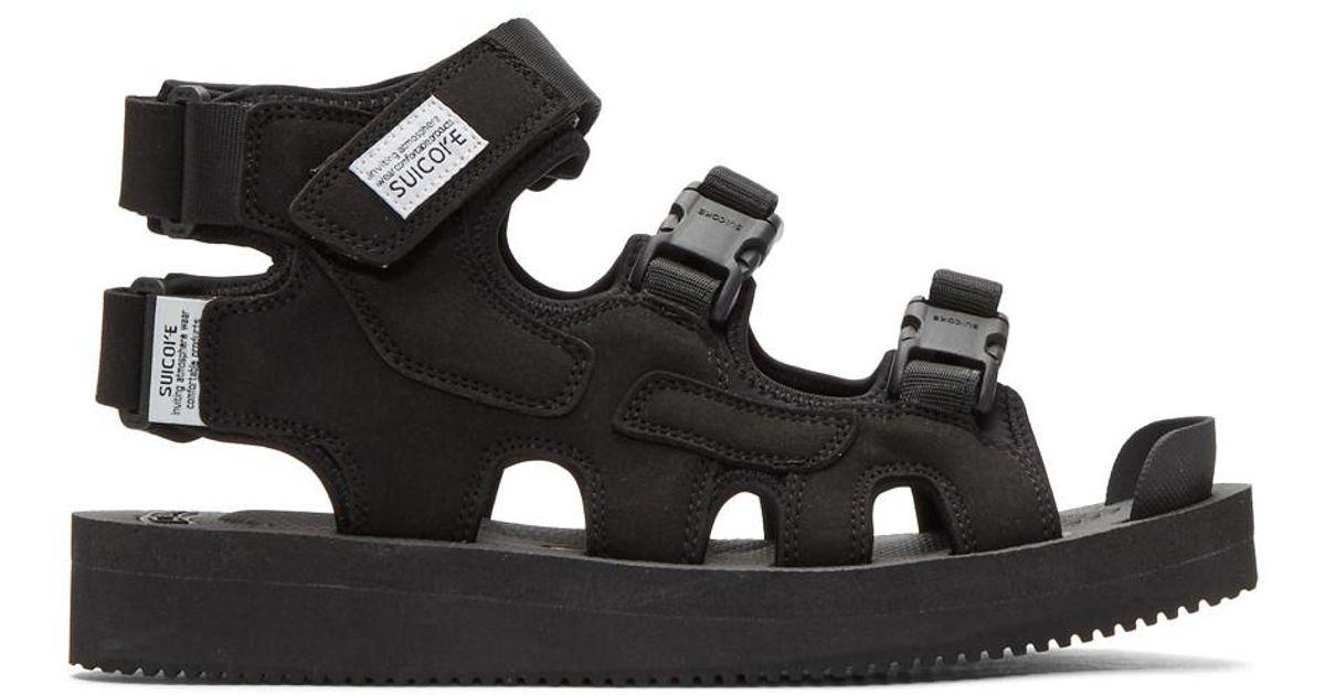 Valentino Black Boak-V Sandals HnrDy