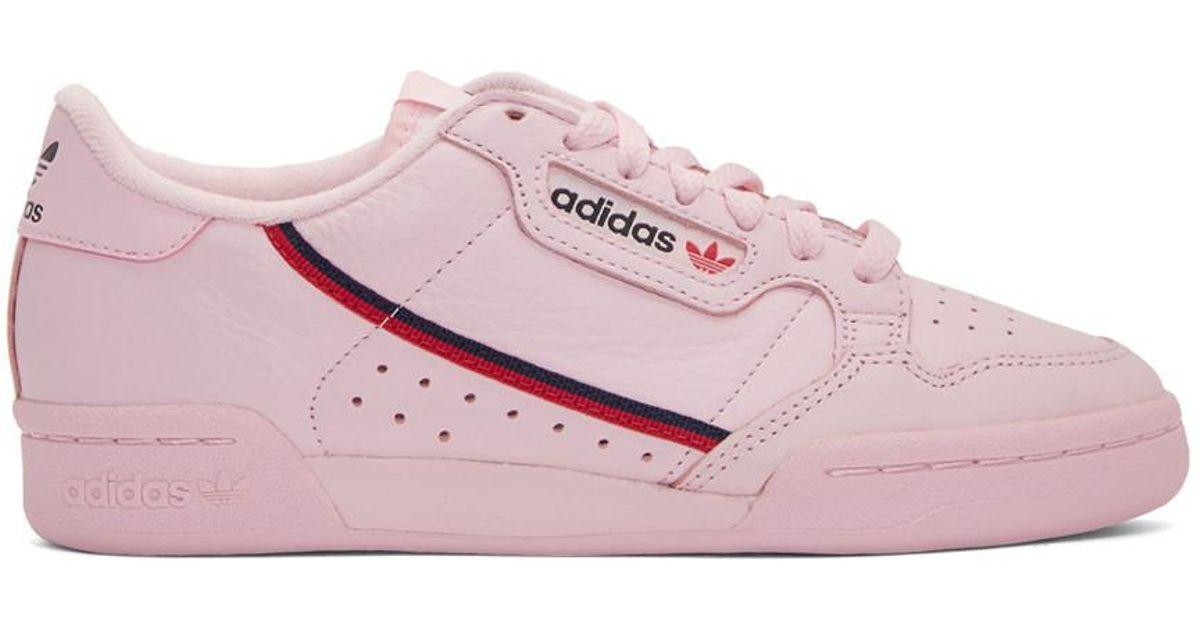 Continental Adidas Pink Roses Baskets Originals Lyst 80 mw8nN0v