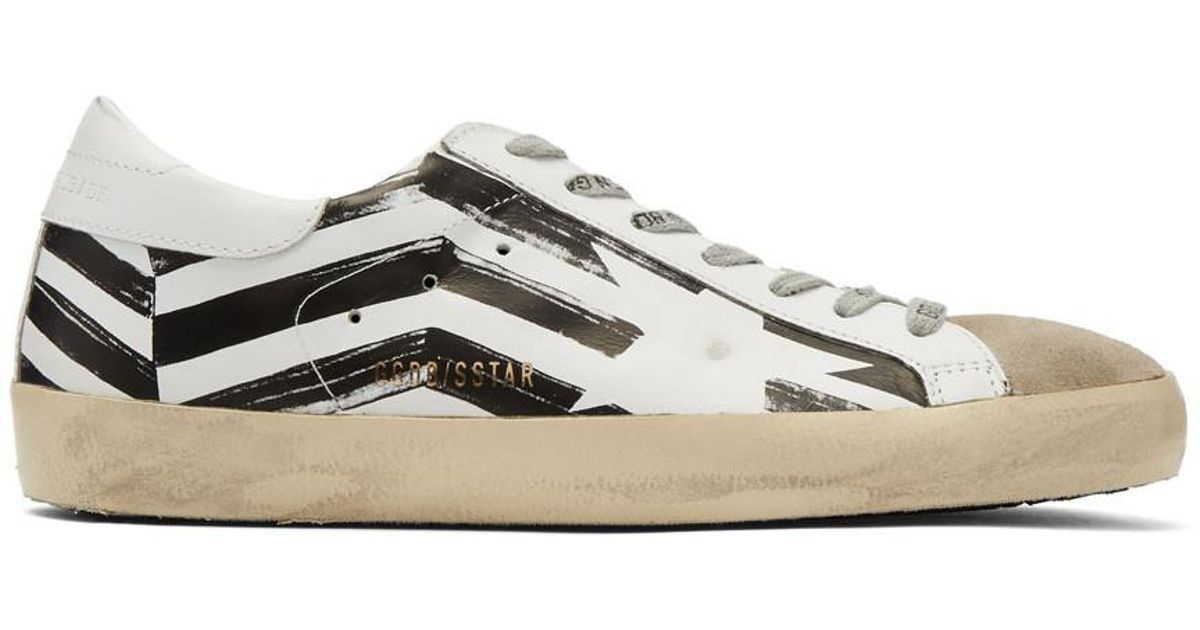 Golden Goose & Grey Flag Superstar Sneakers NOiQQduQ1