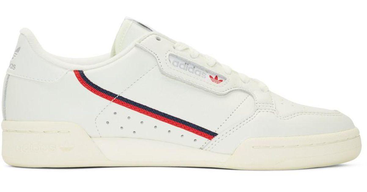 Lyst adidas Originals blanco y blanco Rascal zapatillas en blanco