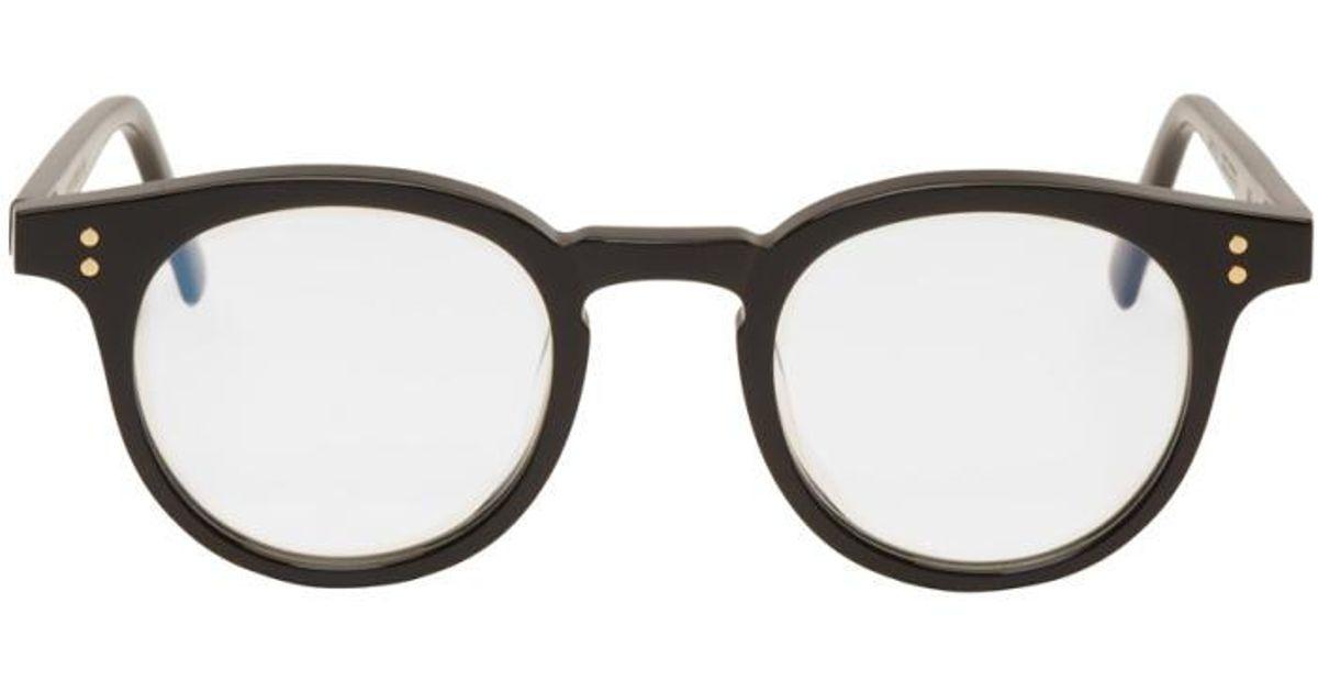 f7aadf9997 Lyst - Gentle Monster Black Milan Glasses in Black