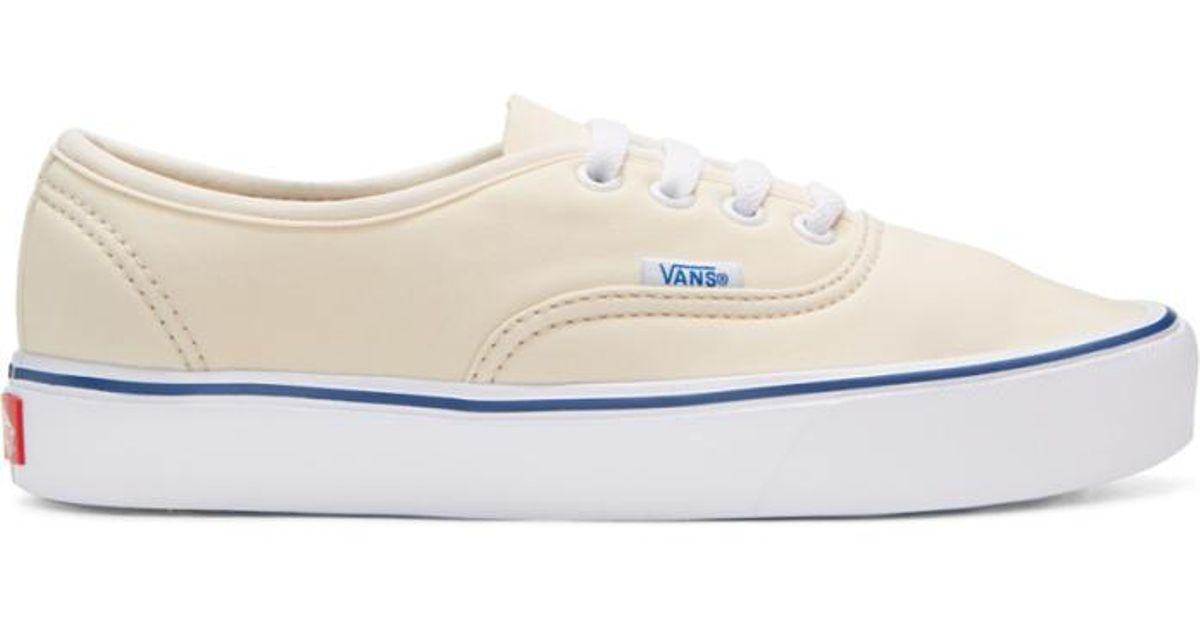 ec36014356 Lyst - Vans Off-white Schoeller Edition Authentic  66 Lite Lx Sneakers in  White for Men