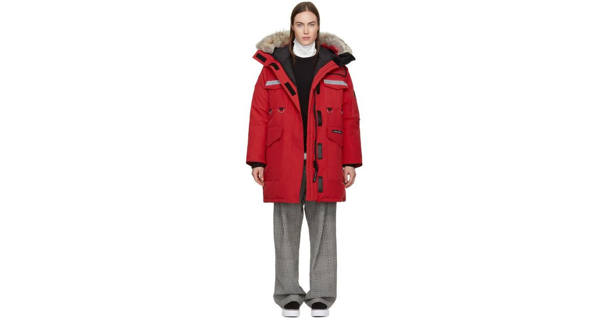 canada goose parka resolute