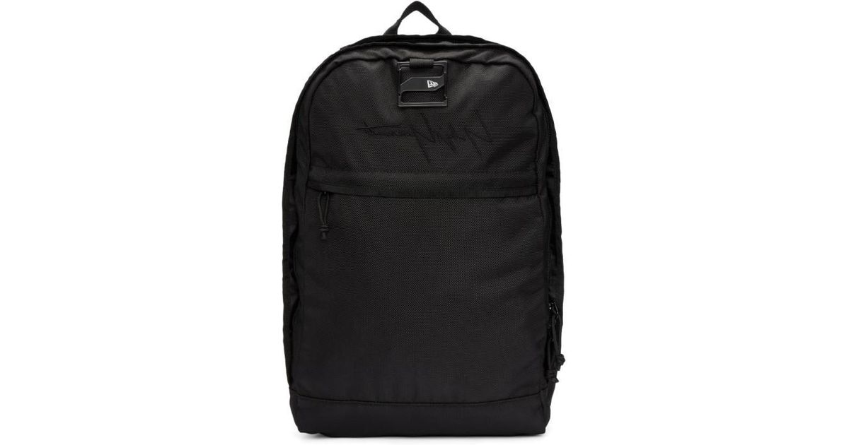 5595b170fb Lyst - Yohji Yamamoto Black New Era Edition Smart Pack Backpack in Black  for Men