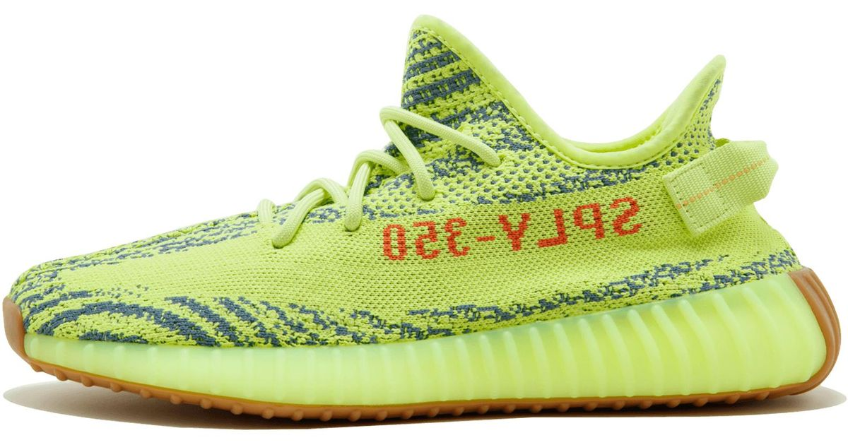 0d5e2f7de adidas Yeezy Boost 350 V2 in Green for Men - Save 42% - Lyst