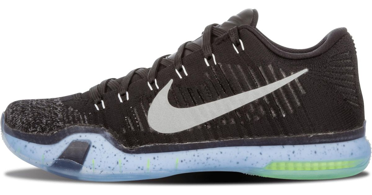 timeless design 742fa a000e Lyst - Nike Kobe 10 Elite Low Prm for Men