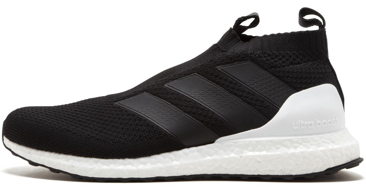Adidas Ace 16+ Ultraboost Core Black Clear Brown