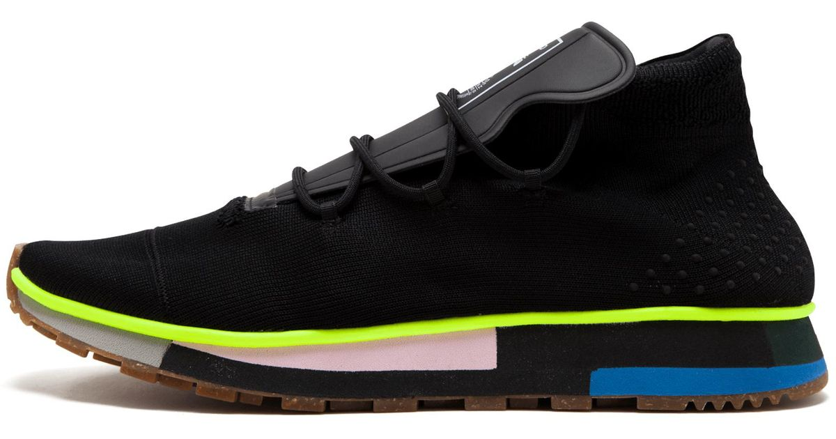 new arrival 9ff36 01167 Adidas - Black Aw Run Mid for Men - Lyst