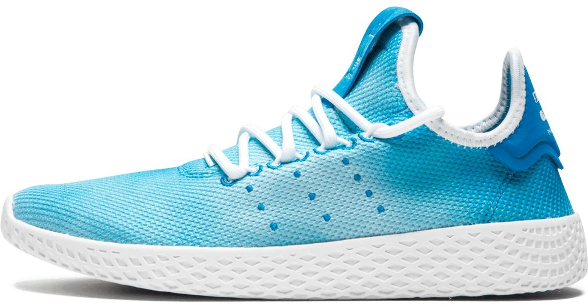 detailed look 872ee e795e Lyst - adidas Pharrell Williams Tennis Hu J in Blue for Men