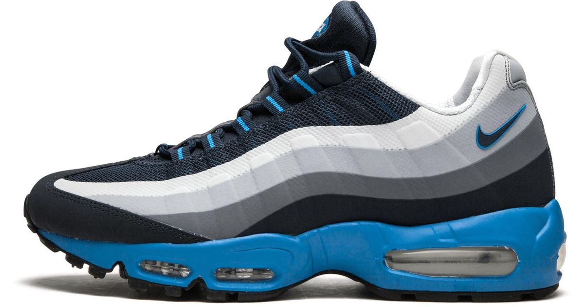 cheap for discount 6dec6 24396 Nike Air Max 95 No Sew in Blue for Men - Save 5% - Lyst