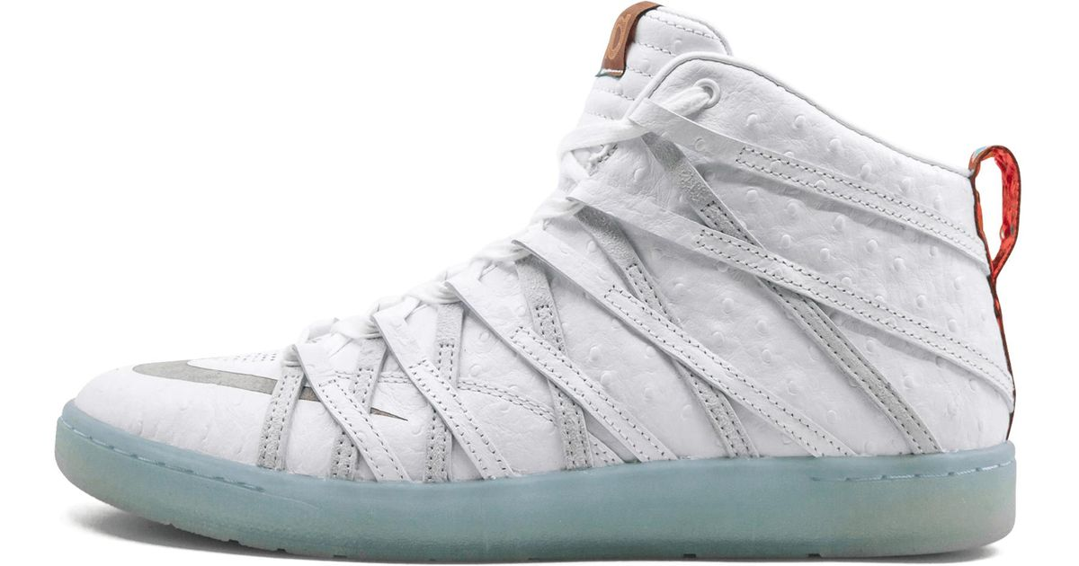 the latest 5d812 97a09 Nike Kd 7 Nsw Lifestyle Qs in White for Men - Lyst