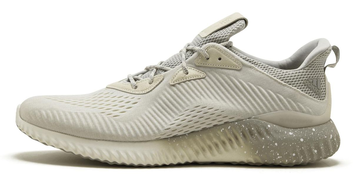 61a26089e Lyst - adidas Alphabounce 1 Reigning Champ in Natural for Men