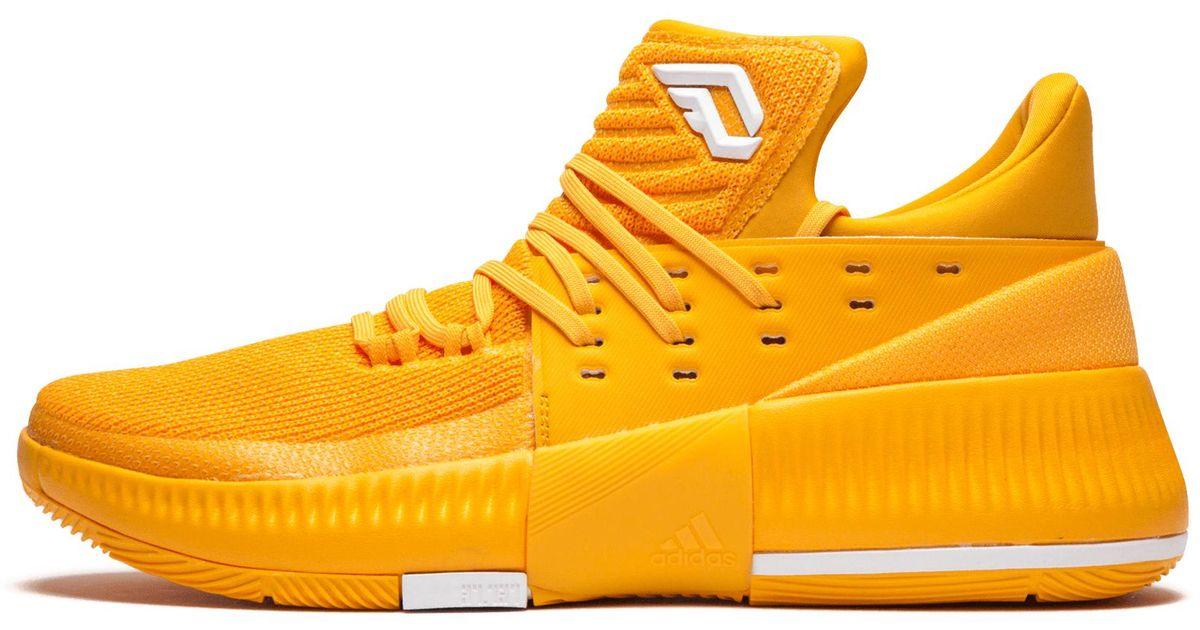 Adidas Yellow Sm Dame 3 Nbancaa for men