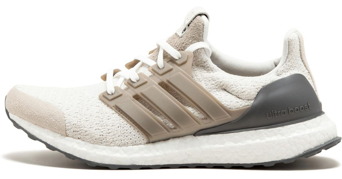 0b97d9590d5 adidas Ultraboost Lux in White for Men - Lyst