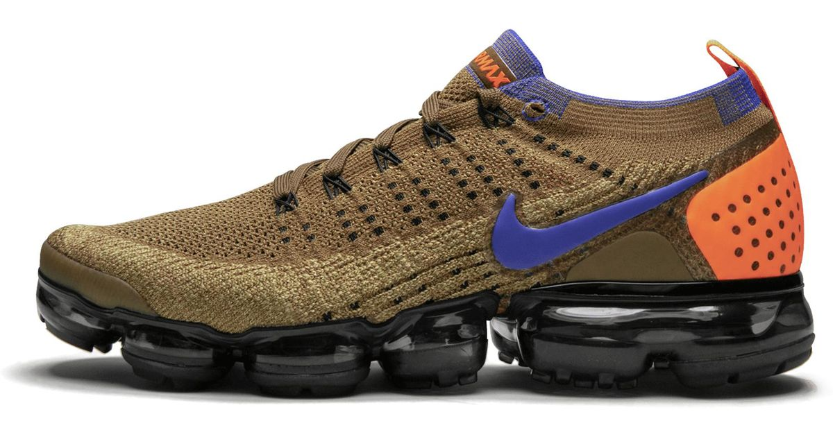 75a0daba968a Lyst - Nike Air Vapormax Flyknit 2 Trainers for Men