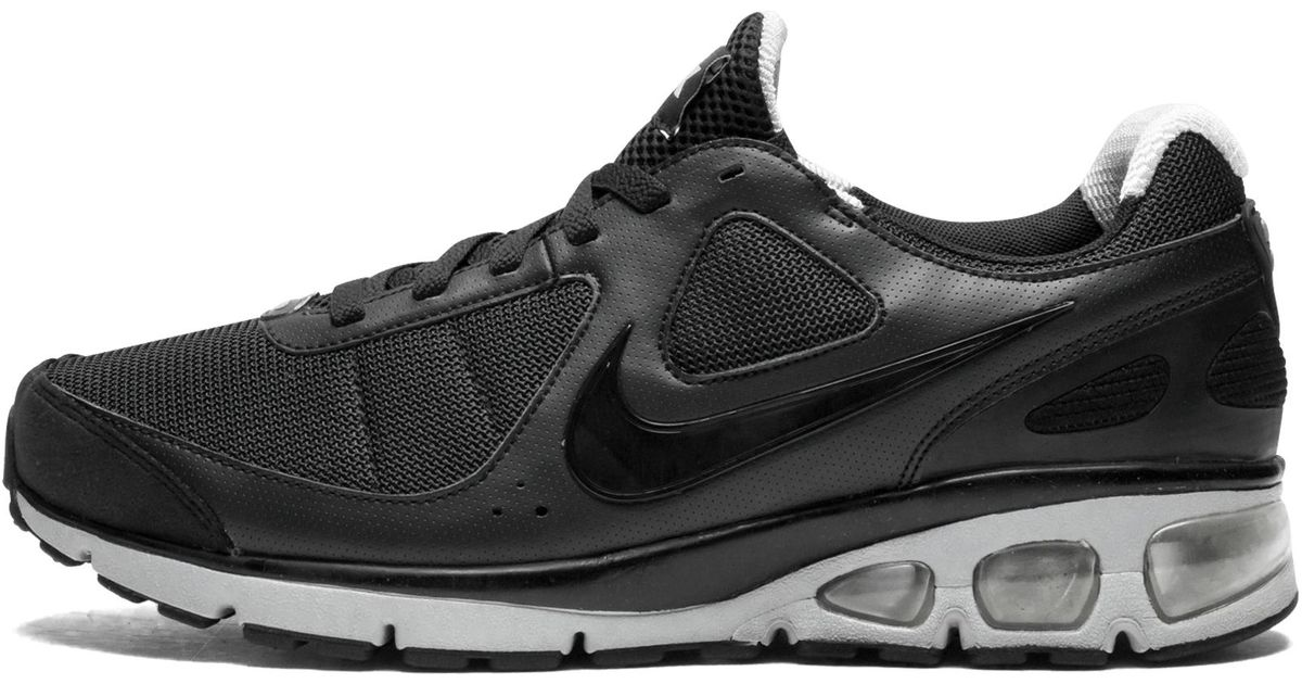 cb3ea2c66253 ... Nike Air Max Turbulence+ 16 in Black for Men - Lyst ...
