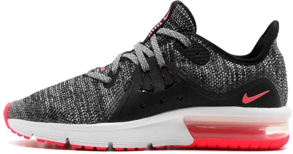 cheap for discount 52937 8145e Nike Air Max Sequent 3 (gs) in Black for Men - Lyst