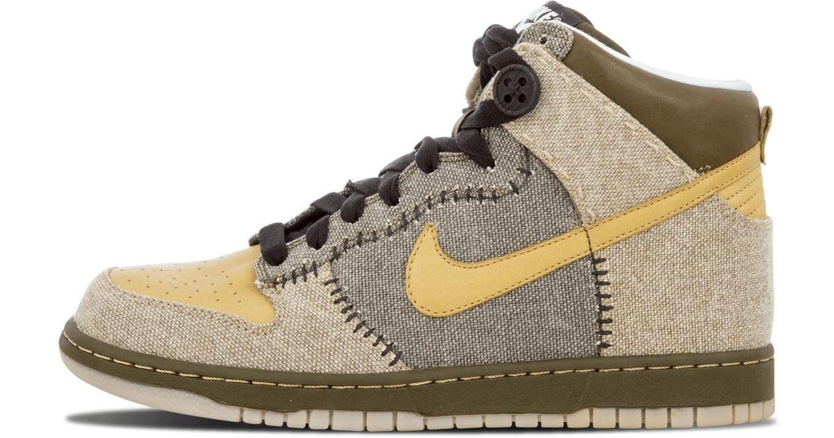 low priced 0f772 9b540 Nike Dunk Hi Coraline for Men - Lyst