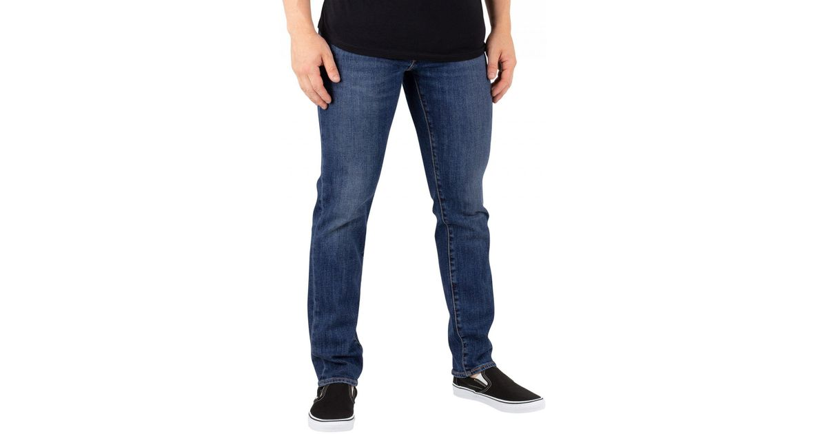 a2cc849c Levi's Crocodile Adapt 511 Slim Jeans in Blue for Men - Lyst