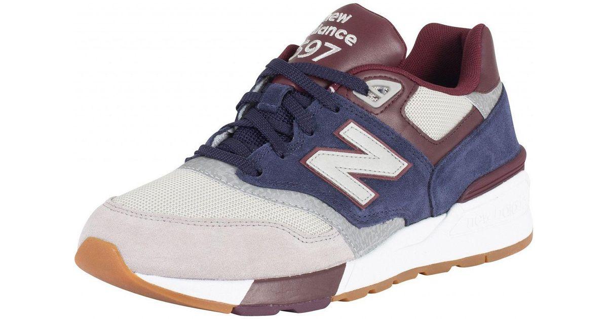 new balance 597 suede