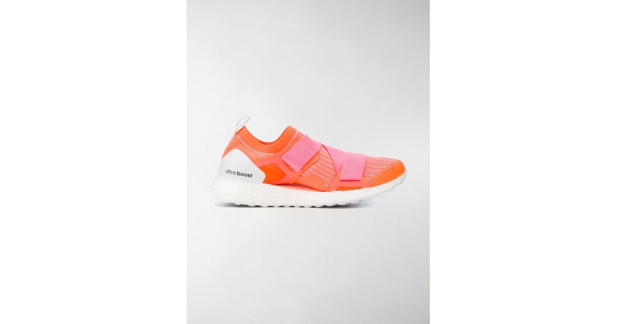Adidas Par Stella Mccartney Baskets Ultra Lumineux Boost - Jaune Et Orange 4WlvLc