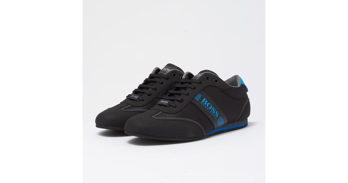 BOSS ATHLEISURE LIGHTER - Trainers - black UvtiMiTuwn