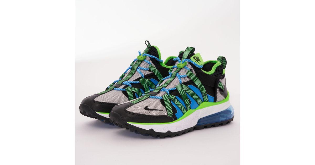 46d5f4b677 Nike Air Max 270 Bowfin - Black, Phantom & Photo Blue in Black for Men -  Lyst