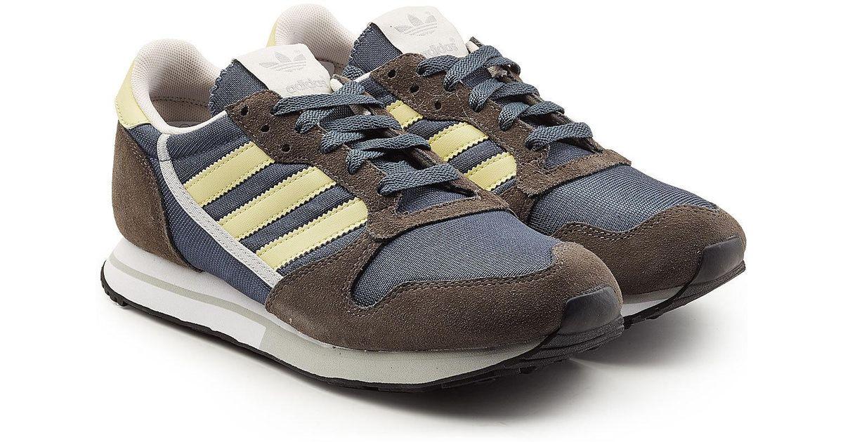 dcab79df3ca6 adidas Originals Zx 280 Spezial Sneakers in Blue for Men - Lyst