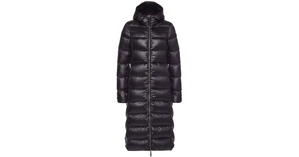 a6f5d9e31a4e ... 50% off real lyst parajumpers leah long down parka in black 7de54 c0735  d80fd a9749