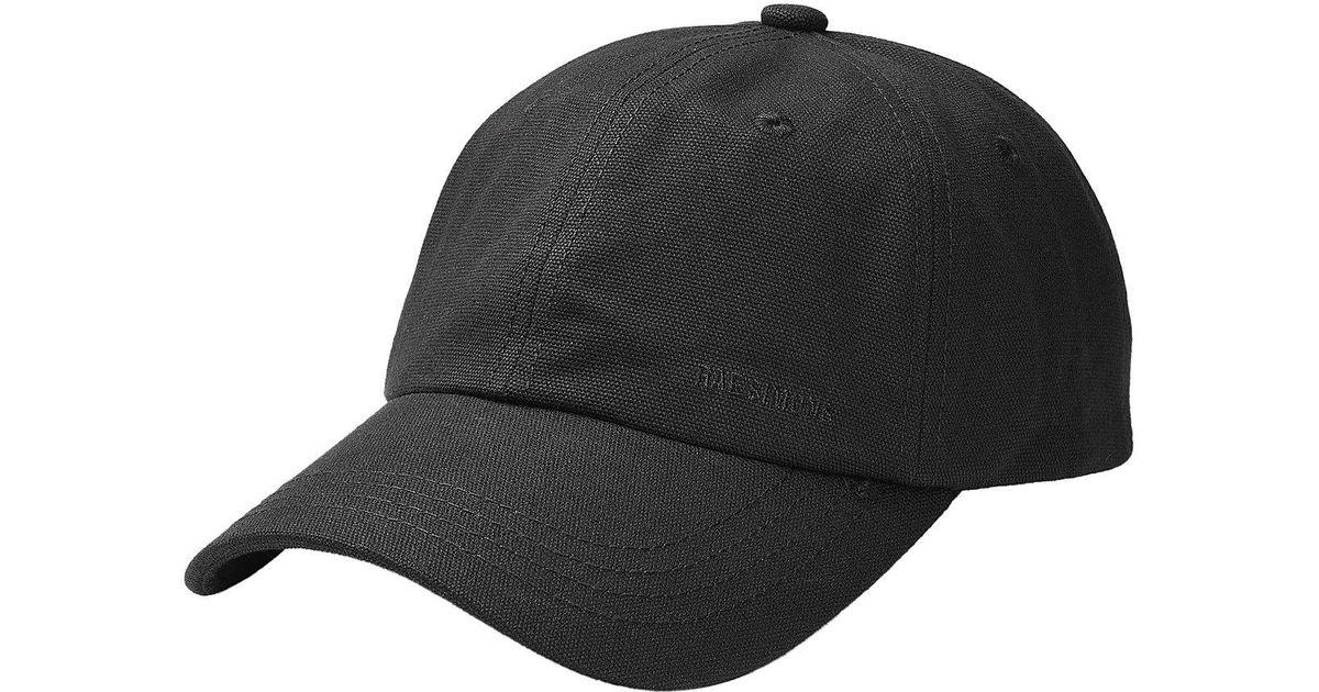 e296a4a655838 Raf Simons Baseball Cap in Black for Men - Lyst