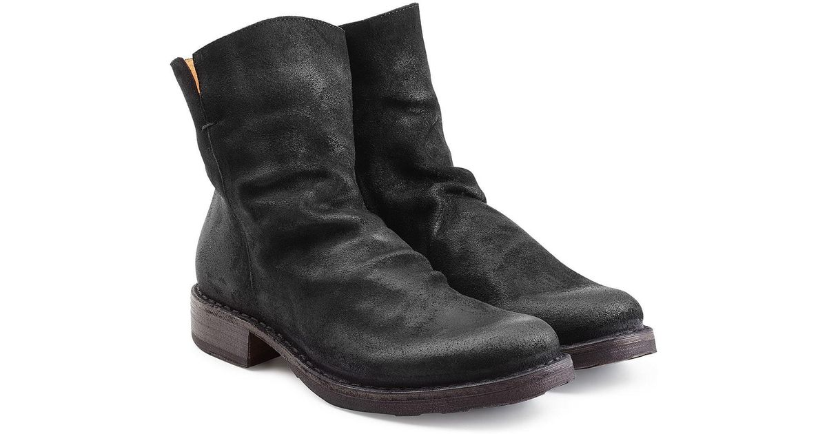 Fiorentini + Baker Distressed Ankle Boots cheap price from china authentic cheap price xnhZ2J